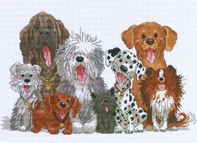 Dogs Of Duckport by Janlynn