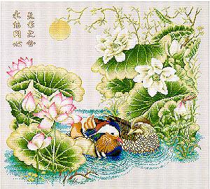 Romantic Mandarin by PINN