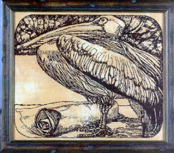Pelican by Courtney Collection