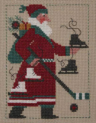 2009 Schooler Santa by The Prairie Schooler