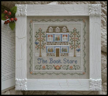 The Bookstore by Country Cottage Needleworks