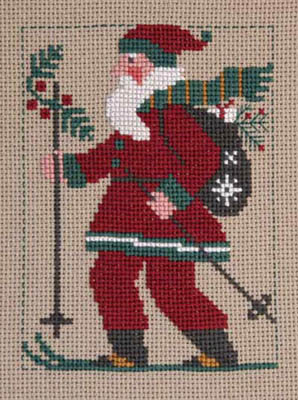 2010 Schooler Santa by The Prairie Schooler