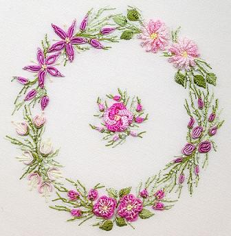 Spring Wreath by EdMar