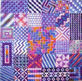 Sugilite by Needle Design Originals