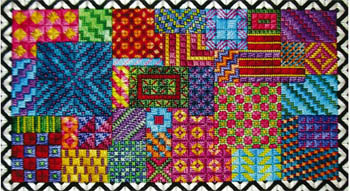 Samba by Needle Delights Originals