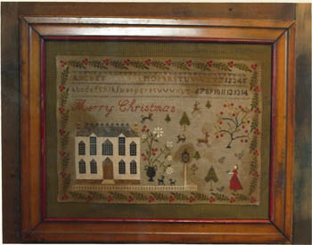 Christmas At Hollyberry Farm by Stacy Nash Primitives