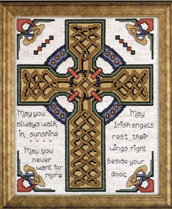 Celtic Cross by Design Works