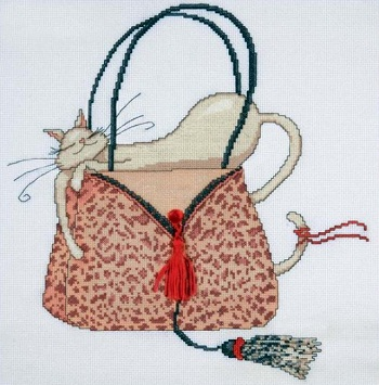 Leopard Purse by Design Works