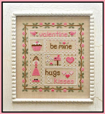 Be My Valentine by Country Cottage Needleworks