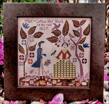 Mary Cotton by Kathy Barrick