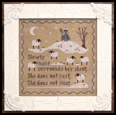 Jubiliee's Sheep by Little House Needleworks