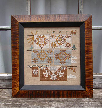 Quaker Quilts by Carriage House Samplings