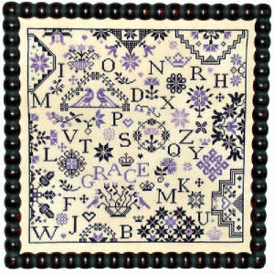Simple Gifts - Grace by Praiseworthy Stitches