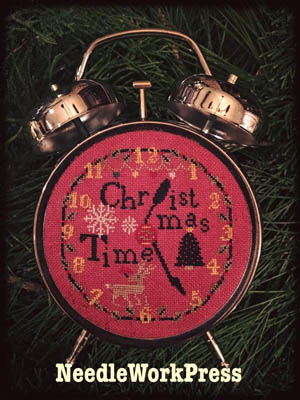 Christmas Time by Needle WorkPress