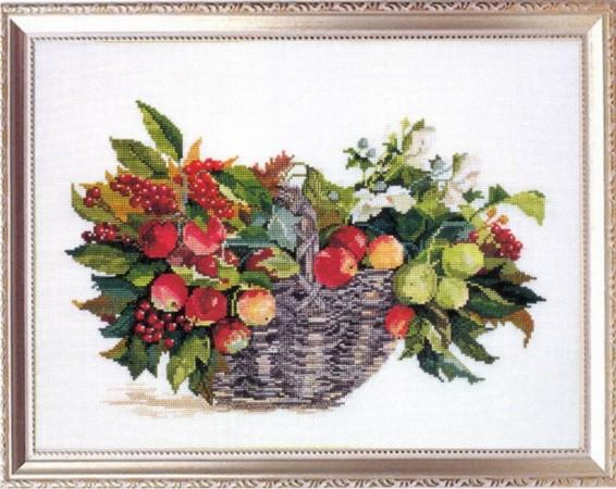 Tiny apples by Fujiko