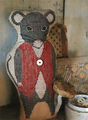 Monroe - Animal Crackers by Stacy Nash Primitives