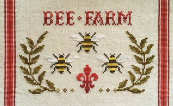 Bee farm by Artful Offerings