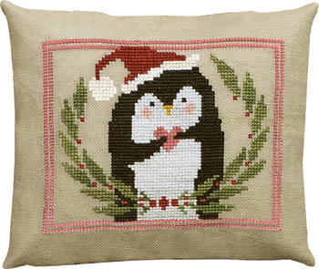 Pinny Penguin's Heart Of Christmas by Artful Offerings