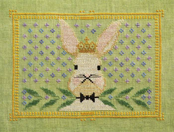 Regal rabbit by Artful Offerings