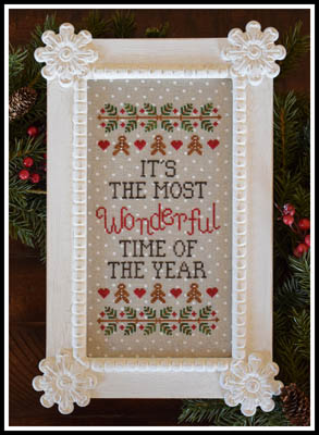 Wonderful Time Of Year by Country Cottage Needleworks