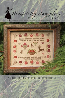 Someday At Christmas by Heartstring Samplery