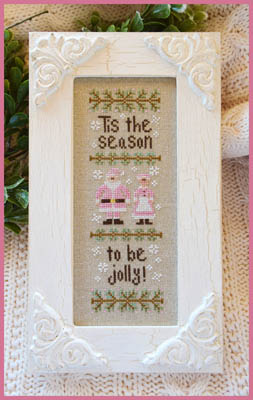 Tis The Season by Country Cottage Needleworks