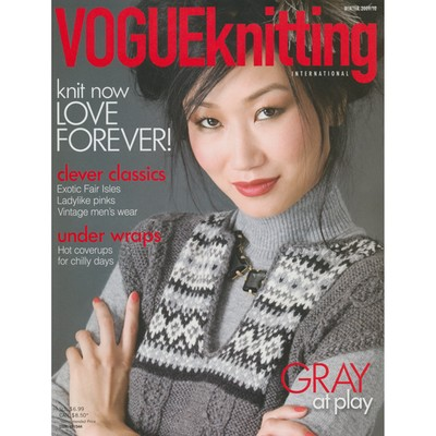 Vogue Knitting Winter 2009-2010
