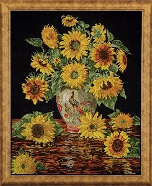 Sunflower Vase,2799,Design Works