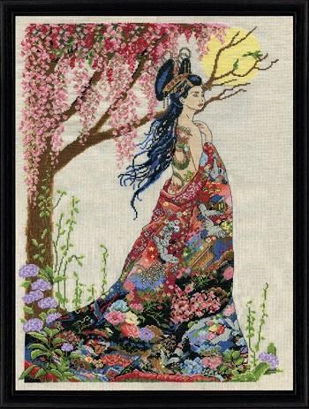 Queen of Silk,2935,Design Works