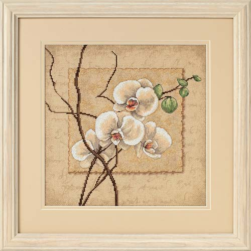 Oriental Orchids-35176- by Dimensions