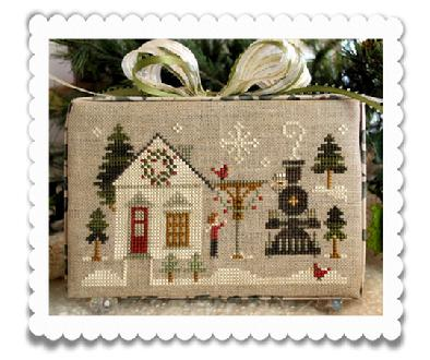 Main Street Station by Little house of Needlework