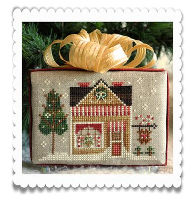 Sweet shop by Little House of Needlework