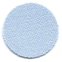 3984503,Light Blue Lugana,32 ct,18x27