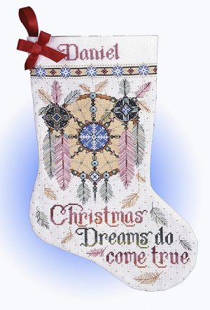Christmas Dreams by Design Works