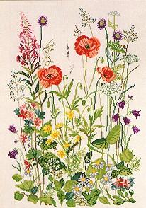 Floral Garden by Permin