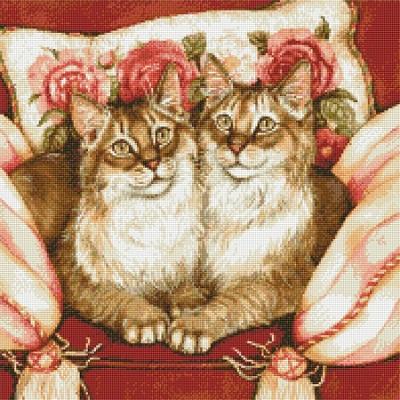 Feline Sisters-9009- by Kustom Krafts