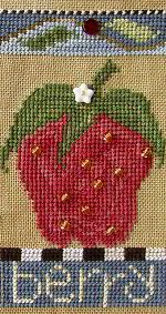 Farmer's Market-Fresh Berry by Samsarah Design Studio