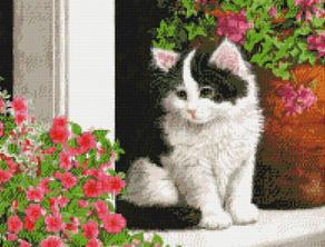 Kitty on Porch-9802- by Kustom Krafts
