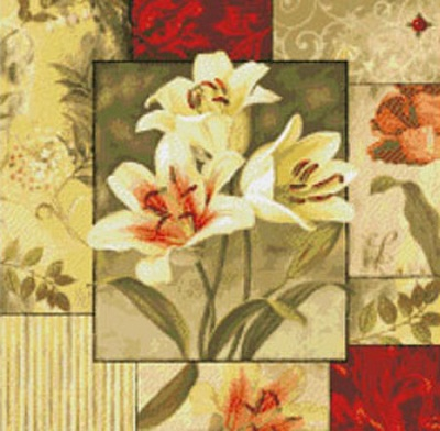 Lilies Medley-9811- by Kustom Krafts