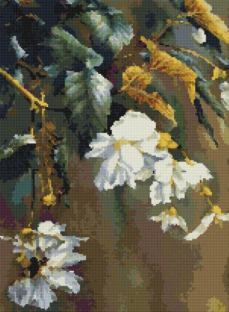 Cascading Begonia-9982- by Kustom Krafts