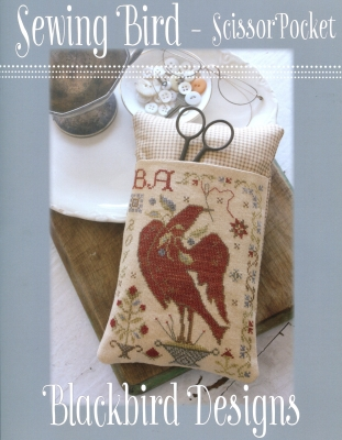 Sewing Bird by Blackbird Designs