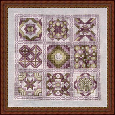 Bella's Quilt by Whispered by the Wind