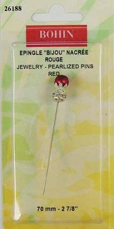 Counting pin by Bohin