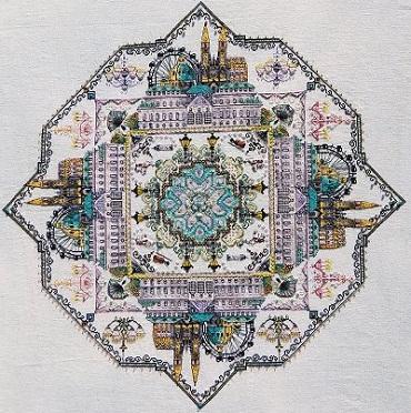 Vienna Mandala  by Chatelaine
