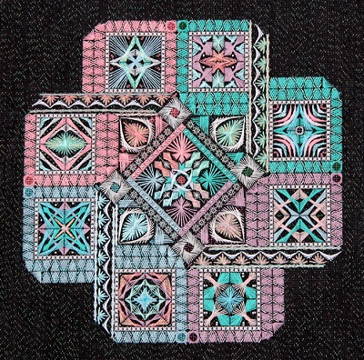 Hexefoos by Threedles Designs
