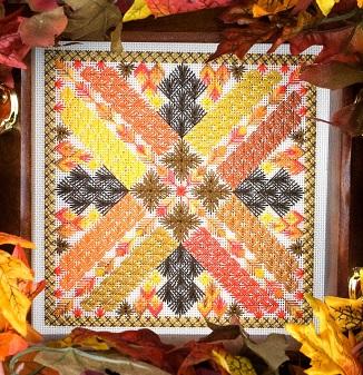 Falling leaves by Deb Bee's Designs