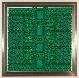 Glitz & Glamour Emerald by Deb Bee's Designs