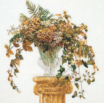Golden bouquet by Thea Gouverneur