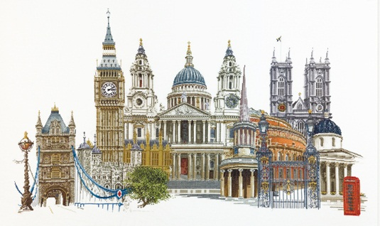 London by Thea Gouverneur