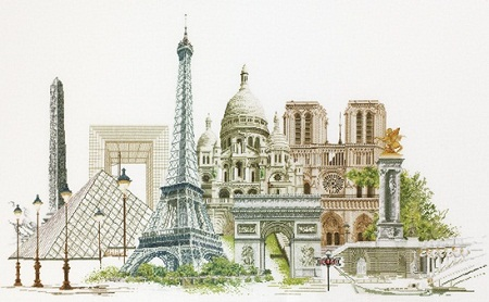 Paris by Thea Gouverneur